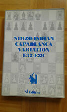 "Schachbuch Spezial ""Nimzo-Indian Capablanca Variation E32-E39""s1 Editrice S.r.l."