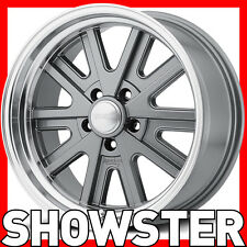 "17x8 17x9 17"" American Racing wheels VN527 Ford Mustang 67 68 69 Shelby Eleanor"