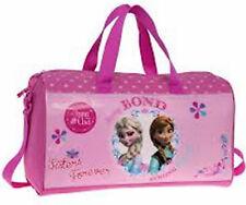 """Disney FROZEN Anna Elsa """"Sisters Forever"""" Sport / Hand / Shoulder / Travel Bag"""