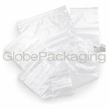 "200 x Resealable SANDWICH FOOD Poly Bags 7.5""x7.5"" GL10"
