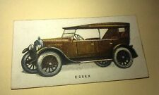 1924 ESSEX  PHAETON - Imperial Tobacco Co. CANADA Cigarette Card RARE