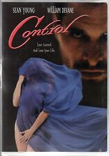 CONTROL-Is sex therapist Sean Young a murderer- William Devane-DVD thriller