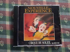 Cirque Du Soleil - Nouvelle Experience - made in US