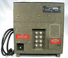 VINTAGE PP 7286 U RADIO UNIVERSAL 5 STATION BATTERY CHARGER US ARMY MILITARY