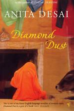 DESAI,ANITA-DIAMOND DUST & OTHER STORIES  BOOK NEW