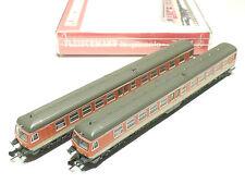 Fleischmann DB AG 614 011-5 rot/grau 7431 OVP NEU