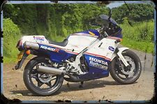 1986 ns400r Bike Motorcycle A4 Photo Poster