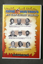 GENE HUSTING RC CAR RACING DVD Volume 5 McCoy Race 1/8 World Thorp RC300 Vintage