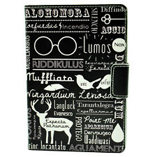 Harry Potter Spells Unique Art PU Leather Case Stand Cover For ipad mini 1 2 3