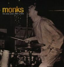 Monks Early Years 1964-1965 new CD garage 60s punk 5 Torquays Light In the Attic