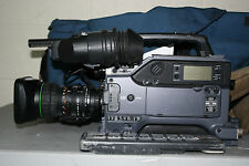 Sony DSR-370 Camera Set VERY LOW HRS