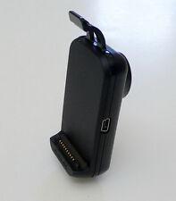 Garmin OEM Cradle Mount Bracket Holder Clip Speaker Nuvi GPS 3750 3760T 3760LMT