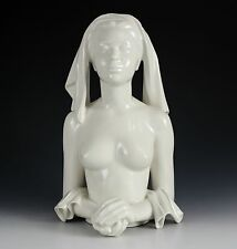 KPM Royal Berlin Blanc de Chine Porcelain Nude Maiden Figure Figurine c1890