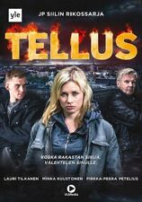 Tellus 2015 Finnish eco activist thriller TV series DVD English subtitles R0