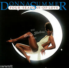 DONNA SUMMER FOUR SEASONS OF LOVE CD in Jewel Case Booklet Album Disco New