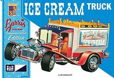 MPC Ice Cream Truck George Barris Commemorative Edition Plastic model kit 1/25