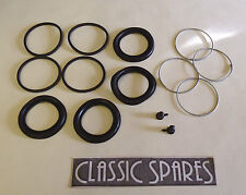 FORD CORTINA LOTUS MK2 1966-1970 FRONT BRAKE CALIPER SEAL KIT BOTH SIDES (JN629)