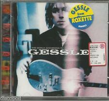 GESSLE - The world according to ROXETTE CD 1997 SEALED