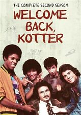 WELCOME BACK KOTTER COMPLETE SECOND SEASON 2 New Sealed 4 DVD Set