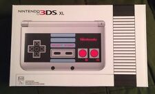 NES Nintendo 3DS XL Limited Edition Gamestop Exclusive Rare **Brand New*** RETRO