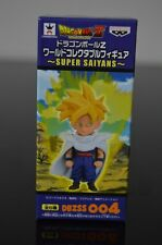 DRAGON BALL Z GOHAN SUPER SAIYANS WCF FIGURA NUEVA NEW FIGURE