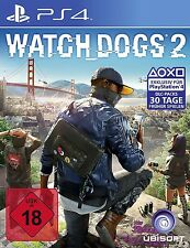 Watch DOGS 2 - [PLAYSTATION 4] --- SONY PSX 4 --- Top