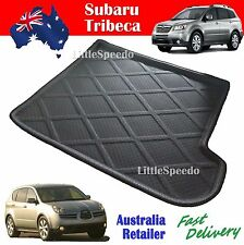 Subaru Tribeca Boot liner Cargo Mat Tray Rear Trunk Floor Protector AUST STOCK