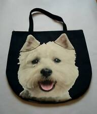 3D bag animal Cute & Unique Gift with WESTIE Handmade!