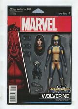 "All New Wolverine #1 - ""Action Figure Variant"" - (9.0) 2016"