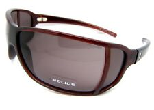 Police Stunning Cool Sunglasses S1558C Z90 Red Brown Fashion Accessory New