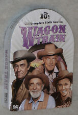 Wagon Train - Complete Sixth Season Series Six 6 - Limited Edition Tin DVD Set