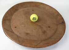 African tribal art wooden meat tray. 54cms diameter. Ethnographic