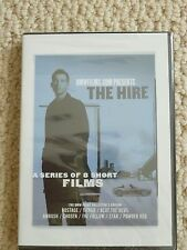 BMW Films:The Hire DVD,All 8 Films,Rare,Sealed,Collector's Edition, Clive Owen