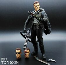 "Terminator 2 Judgment Day T2 - 7"" Scale Action Figure - Ultimate T-800"