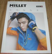 7T.O.P TOP BIGBANG MILLET MAGAZINE VOL.2 2014 SPRING SUMMER STYLE NEW