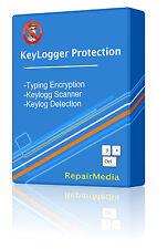 Crittografia TASTIERA antikeylogging & Anti-Logger Software di protezione interrompe DVD