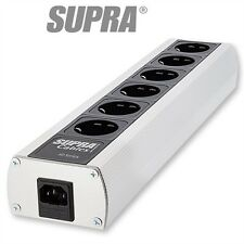 Supra cables Lorad 6 veces red barra de varias veces-regleta 6x Power socket