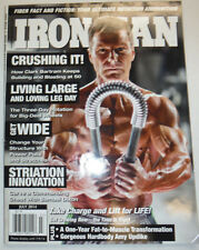 Iron Man Magazine Striation Innovation July 2014 121614R3