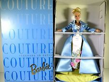 NIB BARBIE DOLL 1996 COUTURE SERENADE IN SATIN SECOND IN SERIES