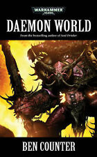 Daemon World by Ben Counter (Paperback, 2008)