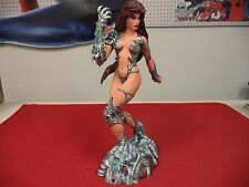 Witchblade Statue Sculpted By Clayburn Moore 2099/5000 Top Cow