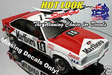 1:18 Harvey O'Brien Missing Vinyl MARLB0R0 Decals 1978 Bathurst LX Torana A9X