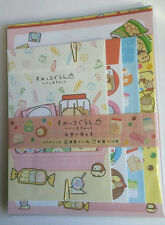 San-x Sumikko Gurashi Store Sweets Candy Kawaii Letter Set stationery Japan