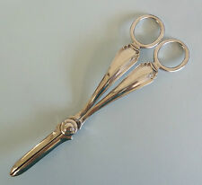 Solid SILVER Pair of GRAPE SCISSORS. Atkin Brothers, SHEFFIELD 1920. 113g