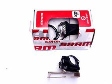 SRAM X0 2x 10sp Grip Front Shifter+ Sram X0 Low Clamp/Top Pull Front Mech 34.9mm