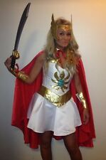 SHE-RA corset costume wonderwoman shera xena custom made to fit perfectly