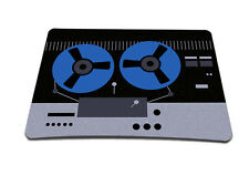 Cassette Tape Anti-Slip Laptop PC Mice Pad Mat Mouse pad For Optical Laser Mouse