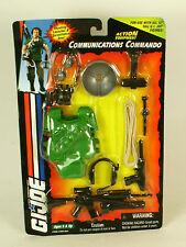 """GI JOE Action Equipment Communications Commando  12""""    HASBRO  G. I. Joe"""