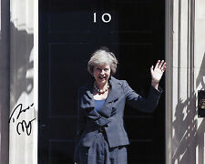 Theresa May - UK Prime Minister - Signed Autograph REPRINT