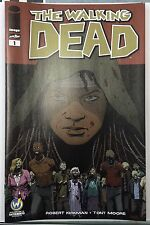 WALKING DEAD #1 Sacramento Wizard World Comic Con Exclusive Variant Cover Image
